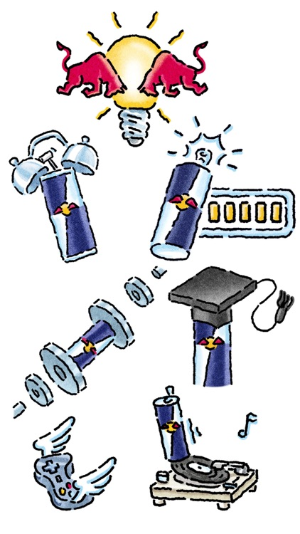 Red Bull Stickers screenshot-3
