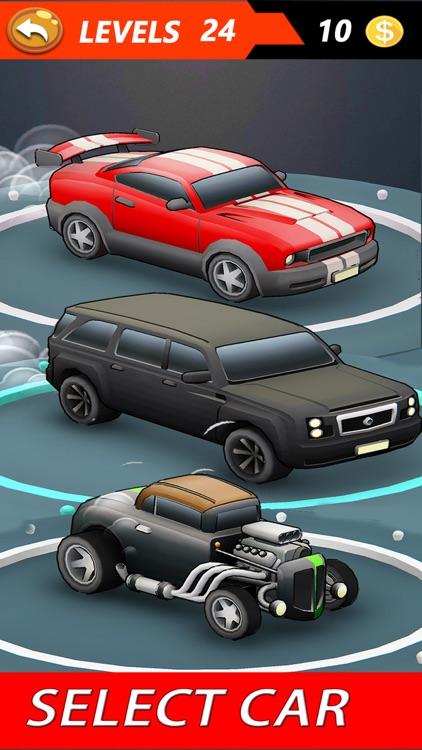 Drift Car on Skiddy Road screenshot-3