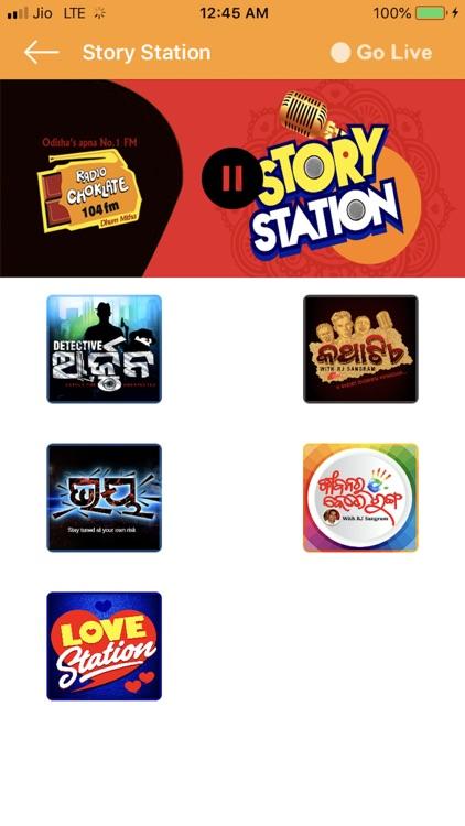 Radio Choklate 104 FM screenshot-4