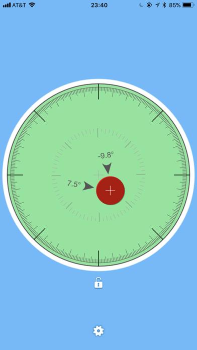 TiltMeter screenshot three