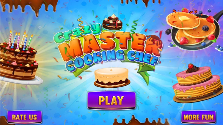 Crazy Master Cooking Chef