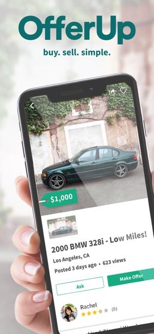 Offer Up Los Angeles >> Offerup Buy Sell Simple En App Store