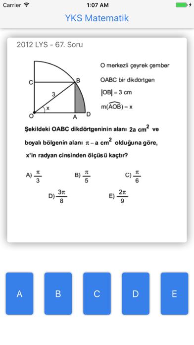 YKS Matematik Çıkmış Sorular