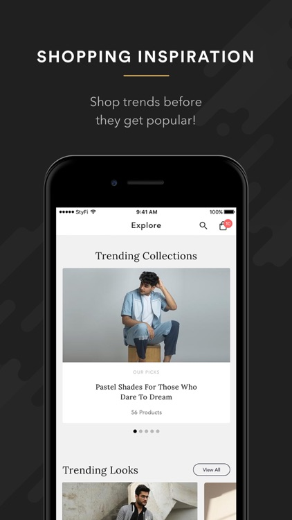 STYFI - Fashion Shopping App screenshot-4
