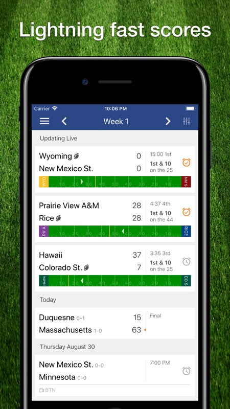 3 Minutes To Hack Fbs College Football Schedule Unlimited