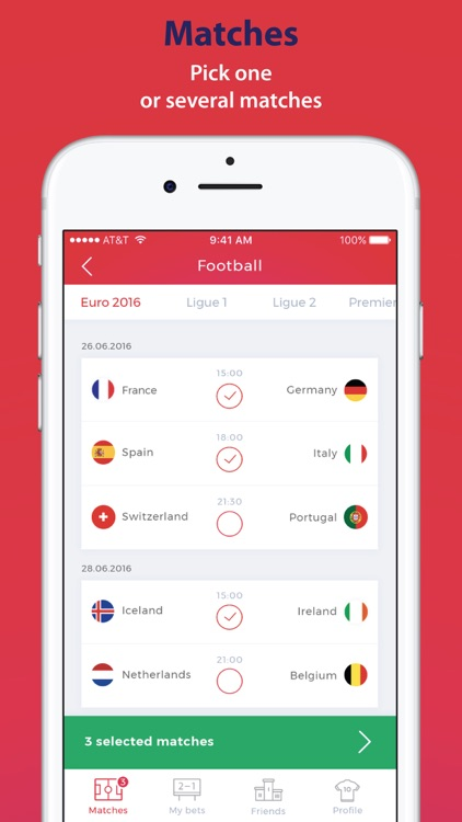 yalla - social sports betting