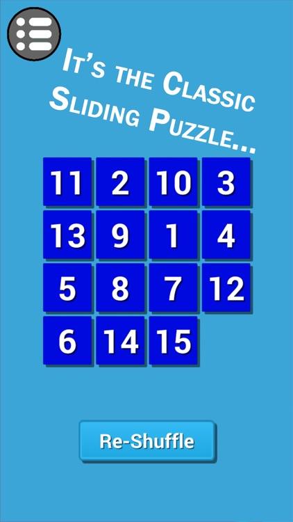 15 Puzzle+
