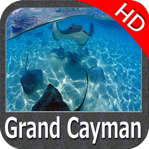 Gran Cayman HD Map Navigator