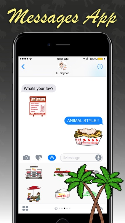 In-N-Out Emoji screenshot-3