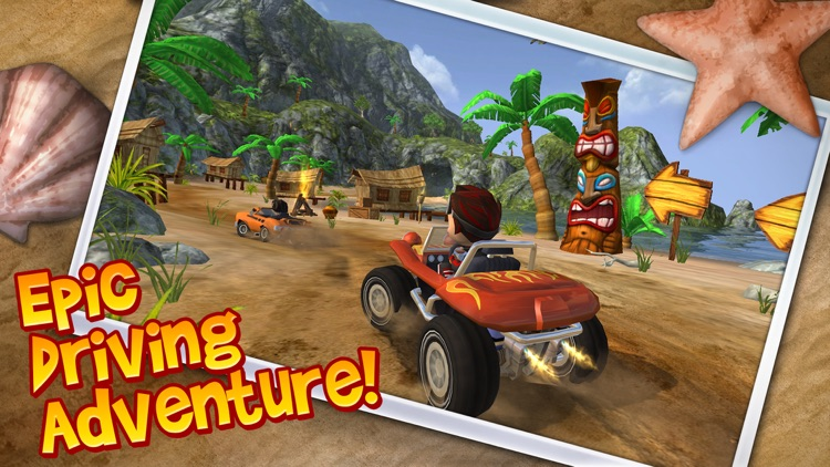 Beach Buggy Blitz screenshot-0