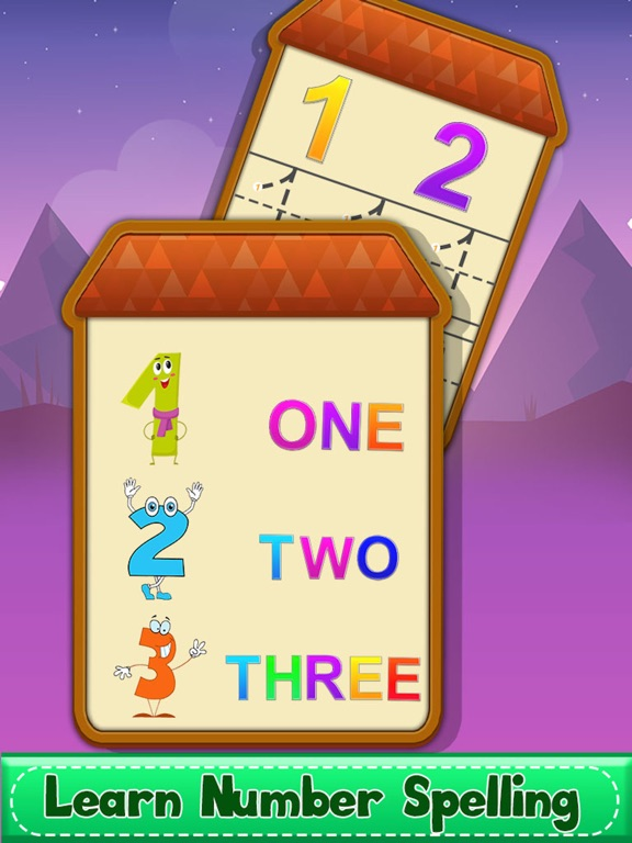 Alphabet Number Writing screenshot 8