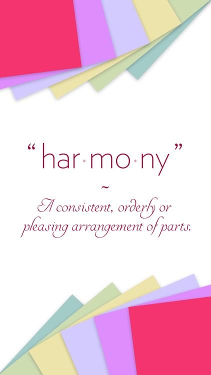 har•mo•ny 3 screenshot-0