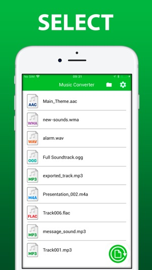 MP3 Converter: Music editor on the App Store
