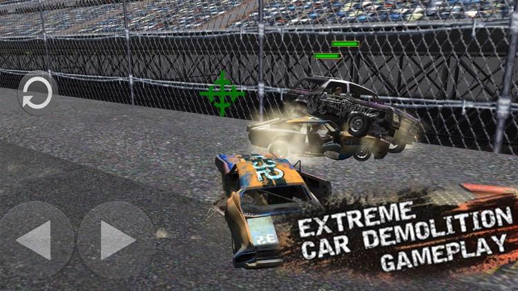 Landslide Car Crash