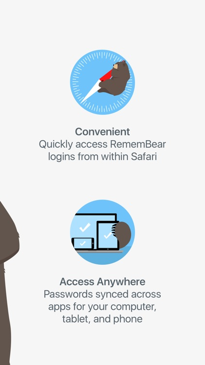 RememBear: Password Manager screenshot-3