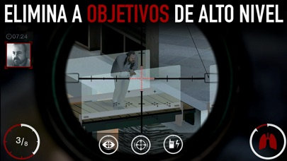 Screenshot for Hitman Sniper in Argentina App Store
