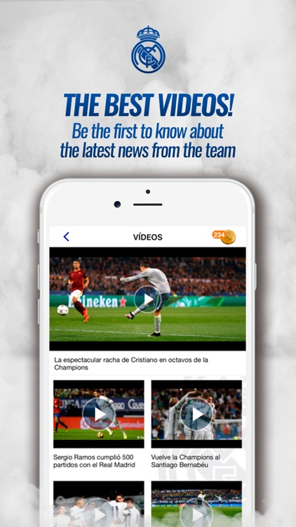Realmadrid App screenshot-3