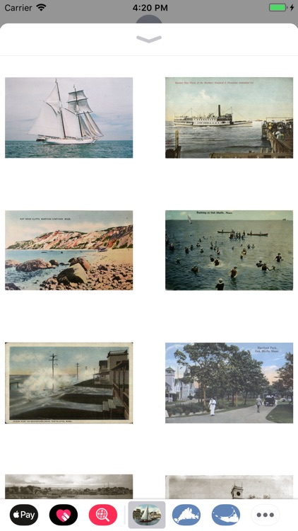 Martha's Vineyard Postcards