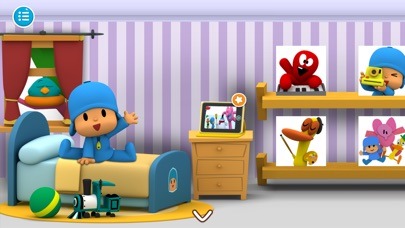 Screenshot for Pocoyo House in Sri Lanka App Store