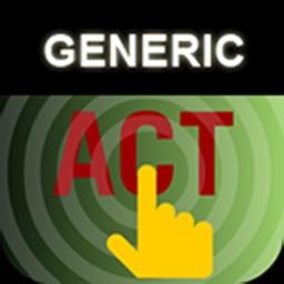 Generic ACT App