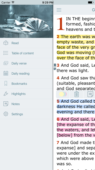 Amplified Bible with Audio-2