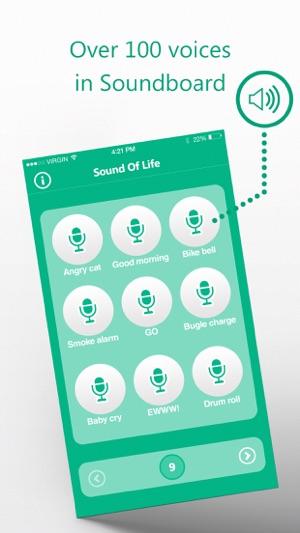 iLife soundboard & FX Voice on the App Store