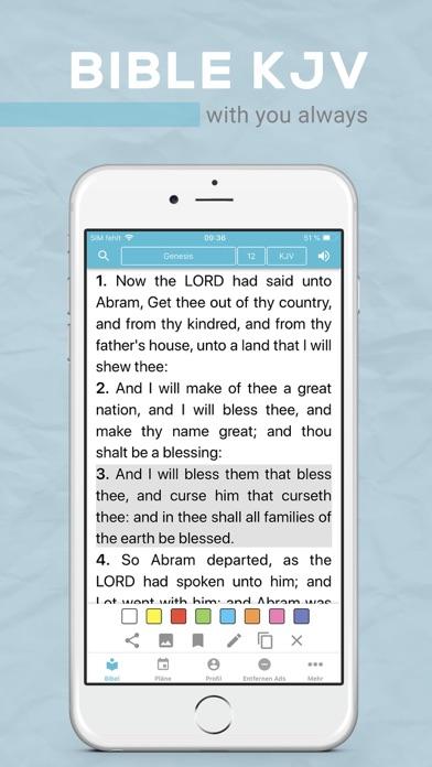 Top 10 Apps like KJV Bible Offline - Audio KJV in 2019 for