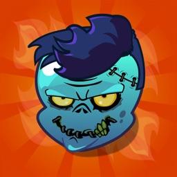 Zombieeez - Match & Crush Game