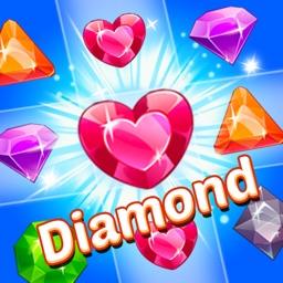 Match 3 - Diamond Puzzle