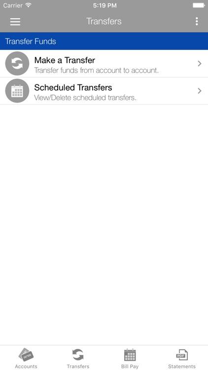 Palo Savings Bank Mobile screenshot-4