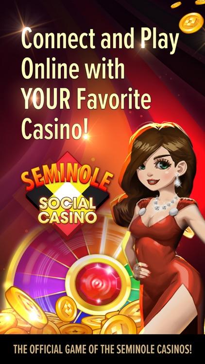 Seminole Social Casino screenshot-0