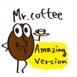 Mr. Coffee Sticker