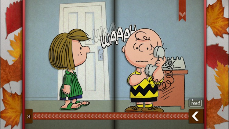 A Charlie Brown Thanksgiving screenshot-3