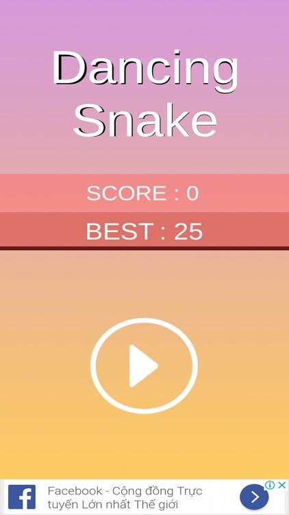 Dancing Snake - Tap to control screenshot-3