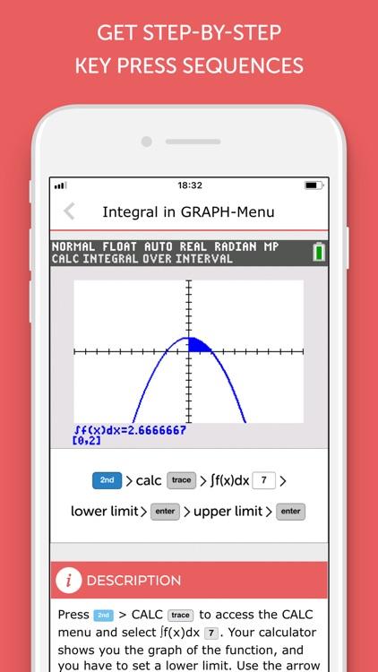 TI84 CE Graph Calculator Man.