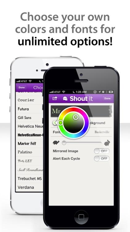 Shout It screenshot-3