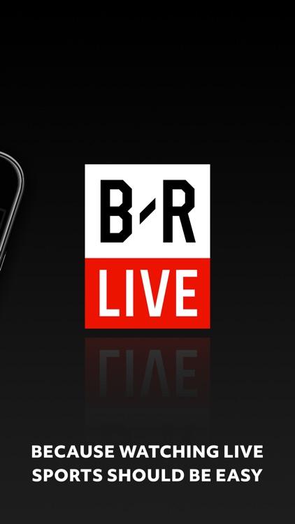 Bleacher Report Live screenshot-3
