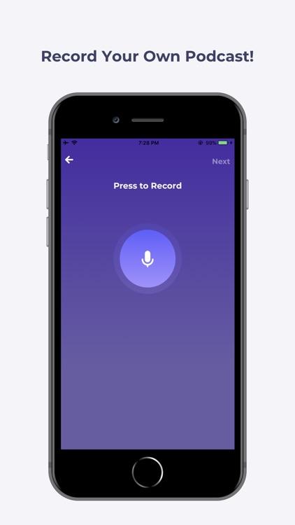 Tess - Podcast App