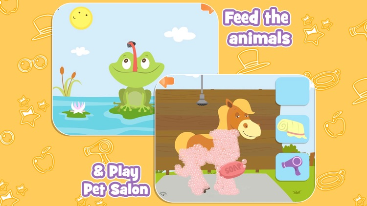 ABC Animal Toddler Adventures screenshot-4