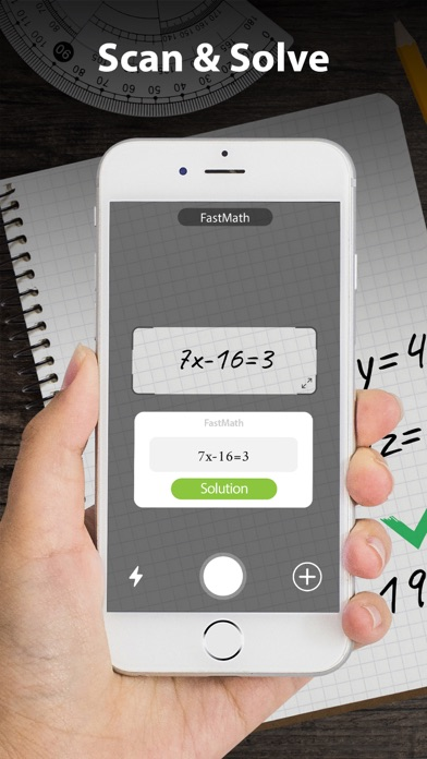 download FastMath - Take Photo & Solve apps 0