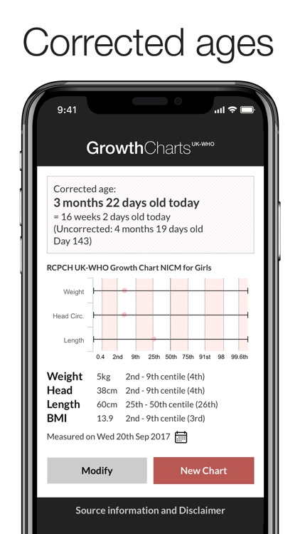 Growth Charts UK-WHO screenshot-3