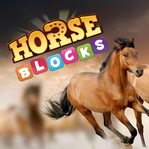 Horse Blocks - Puzzle Games icon