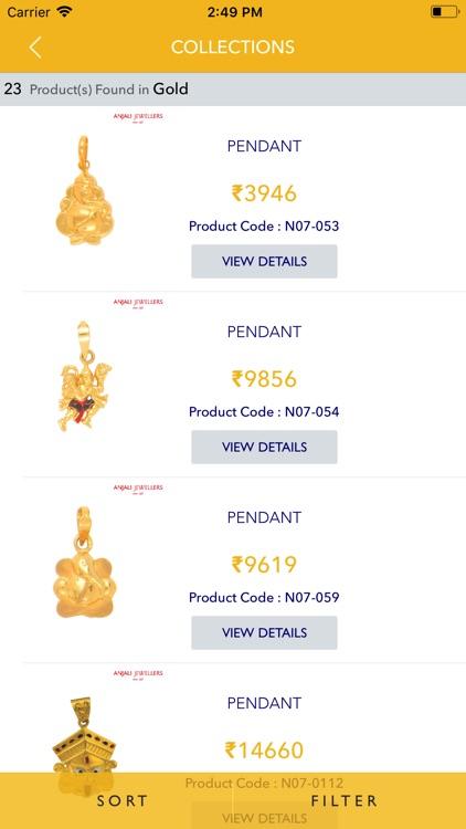 Anjali Jewellers screenshot-3