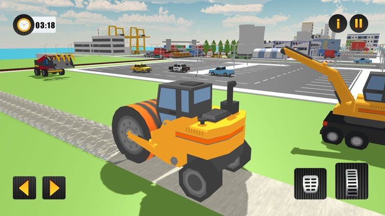 Railway Road Track Craft screenshot-3
