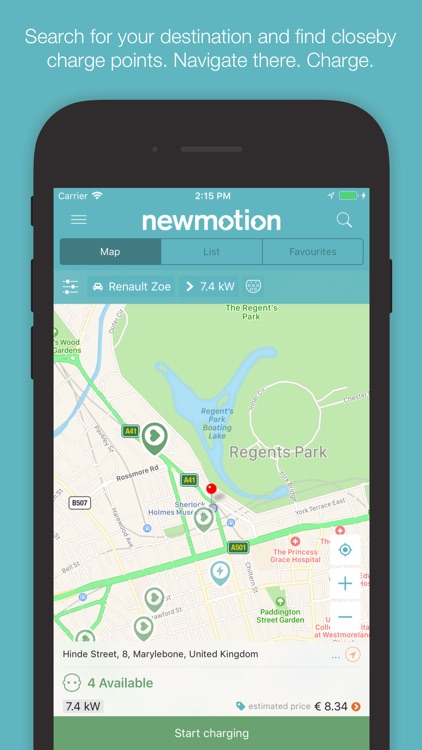 NewMotion: Public Charging screenshot-1