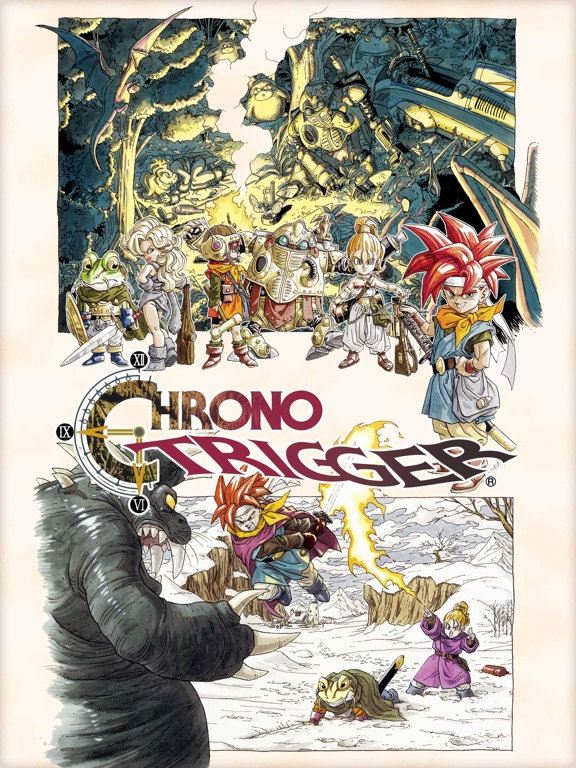 CHRONO TRIGGER (Upgrade Ver.) screenshot 6