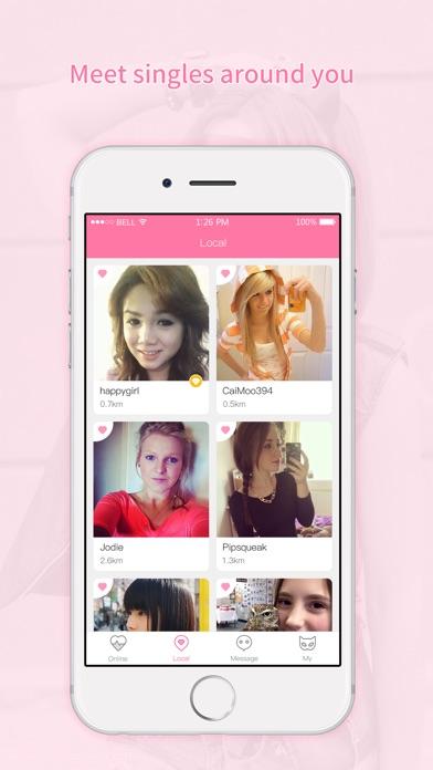 ... Just Singles Flirt -Hookup App ...