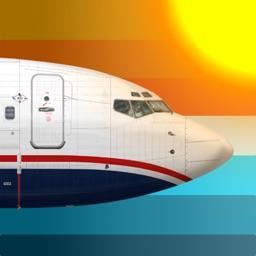737 Flight Simulator - Be an airplane pilot & fly!