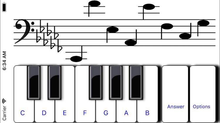 1 learn sight read music tutor screenshot-3