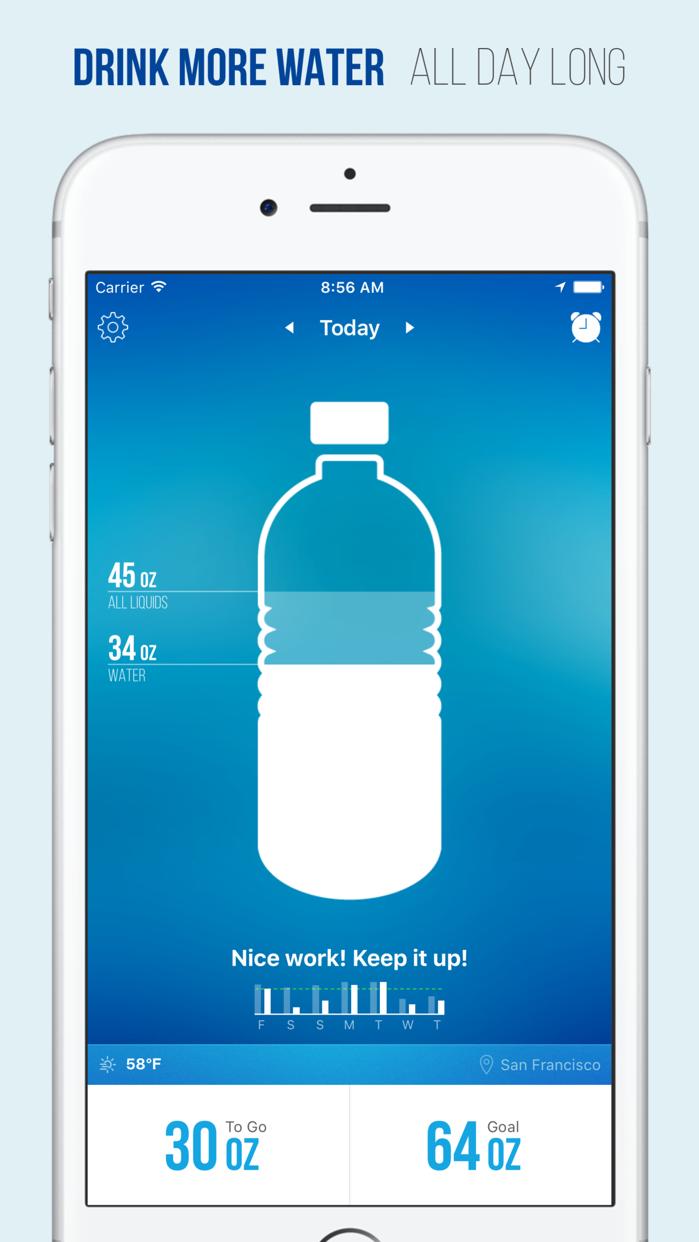 Waterlogged - Drink More Water Screenshot
